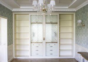Комплект мебели для гостиной-столовой