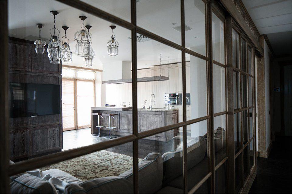 Квартира в клубном доме