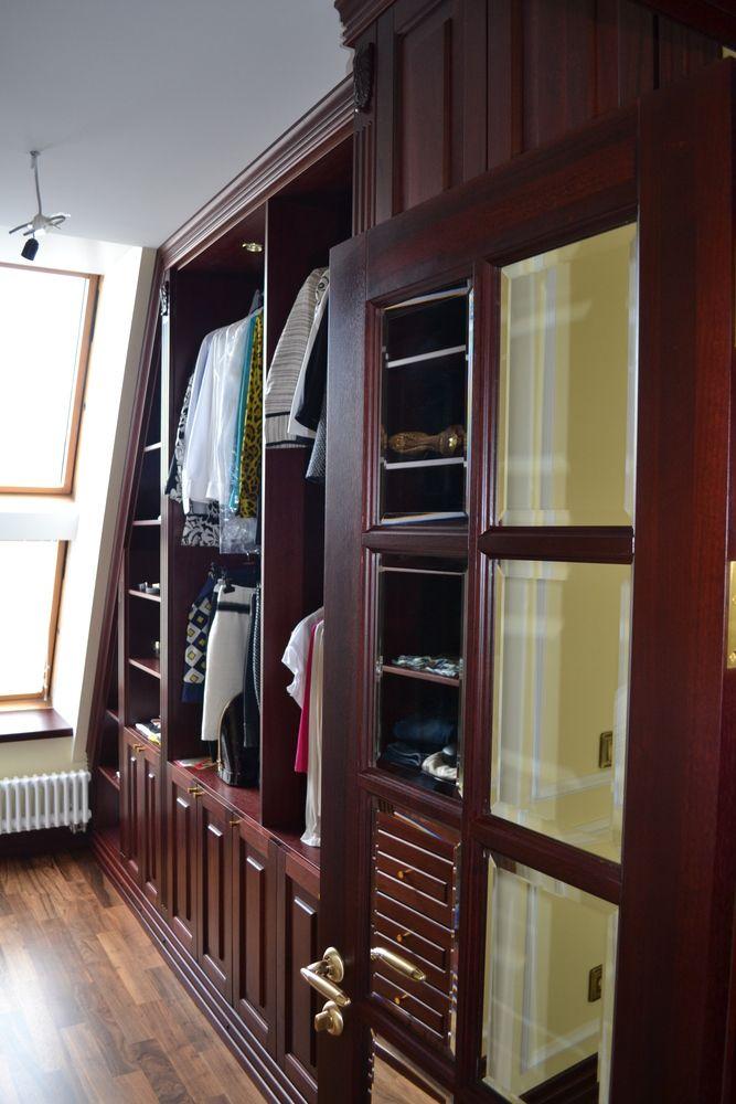 Двухуровневая квартира в центре Петербурга