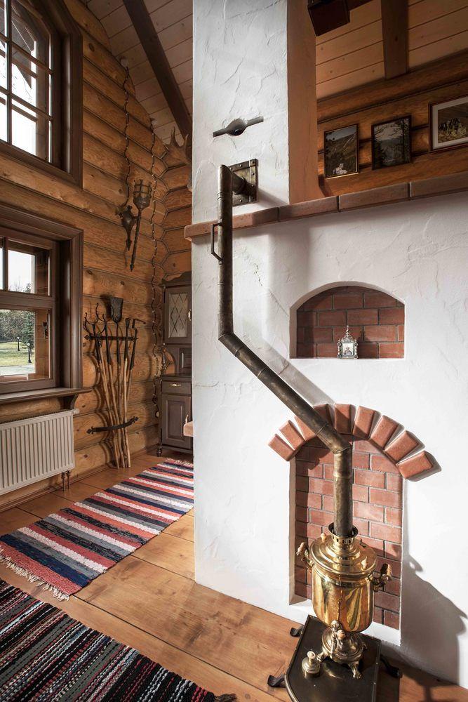 Гостевой дом в охотничьем стиле