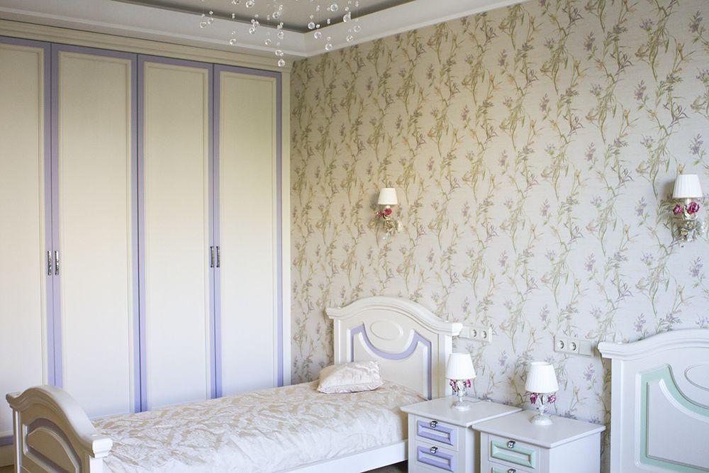 Квартира для семьи в классическом стиле