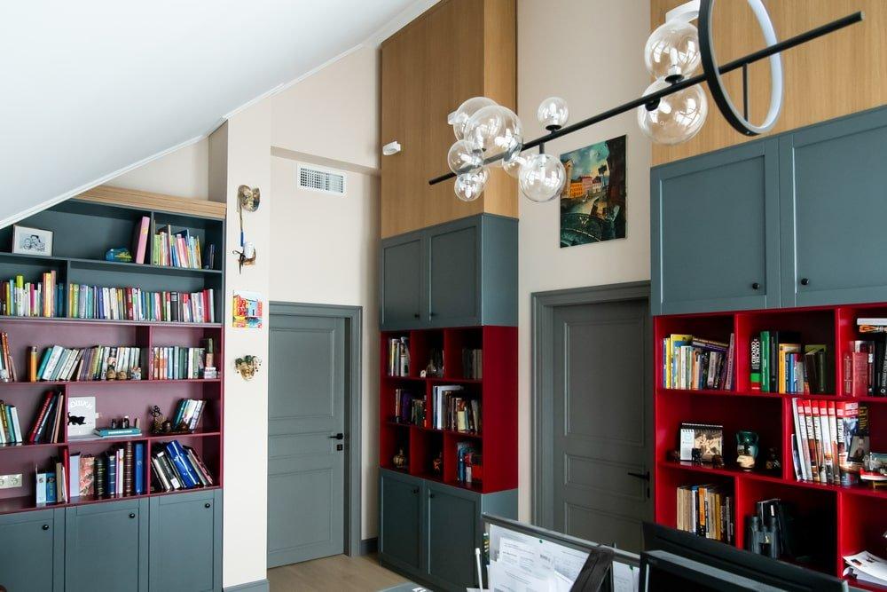 Мебель для кабинета в современном стиле