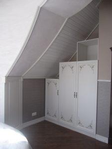 Шкаф из МДФ эмалированный