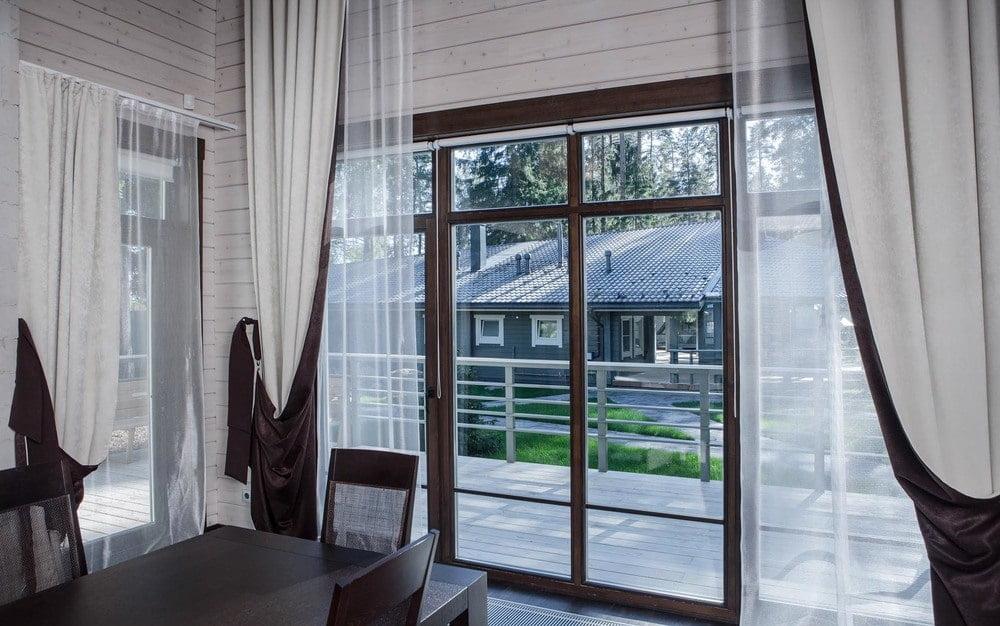 Внутренние деревянные наличники на окна